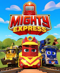 Mighty Express S01E01