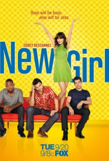 New Girl S01E08 - Bad In Bed