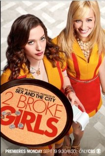 2 Broke Girls S01E10 And the Very Christmass Thanksgiving