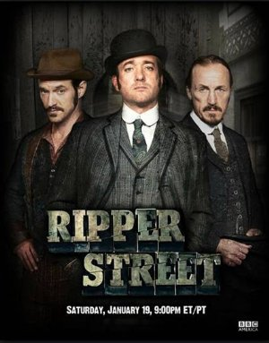 Ripper Street S01E04 - The Good of This City