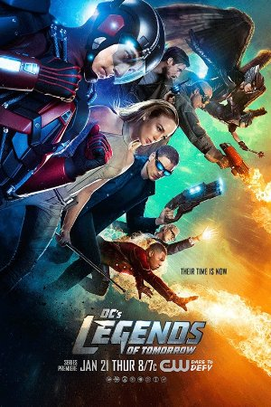 Legends of Tomorrow S01E02