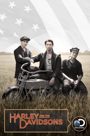 Harley and the Davidsons S01E03