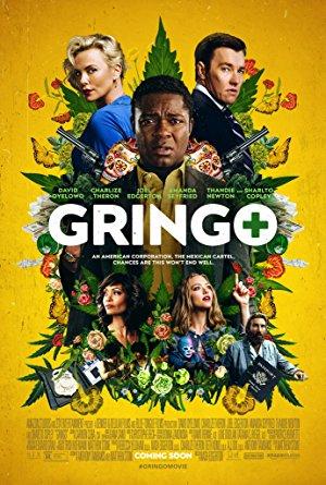 Gringo: Zelená pilule / Gringo (2018)