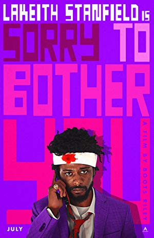 Sorry to Bother You - přidejte se k žádosti!