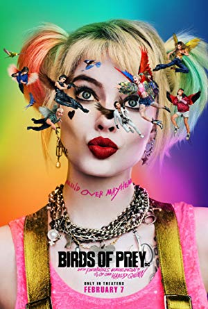 Birds of Prey: And the Fantabulous Emancipation of One Harley Quinn - přidejte se k žádosti!