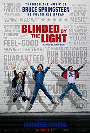 Blinded by the Light - přidejte se k žádosti!